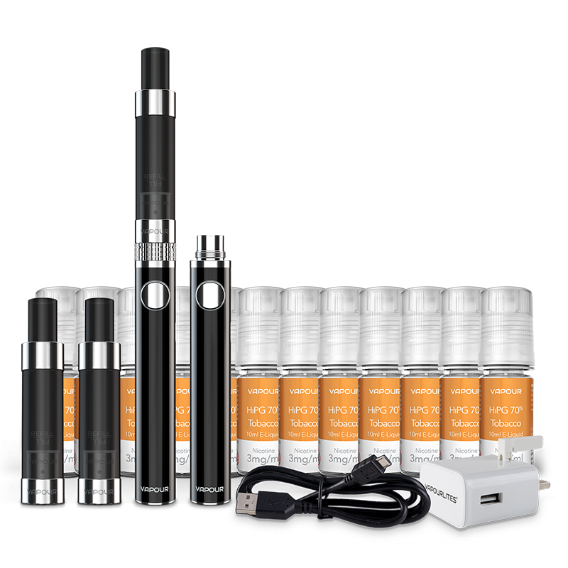 EVOD 650 Nicotine Reduction Kit